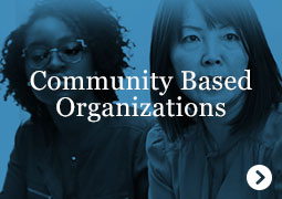 Community Based Organizations