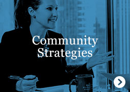 Community Strategies